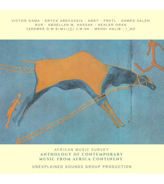 Anthology of Contemporary Music from Africa Continent - Various Artists