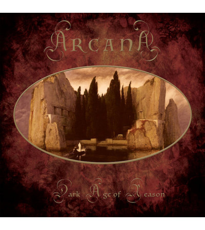 Arcana - Dark Age Of Reason LP