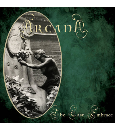 Arcana - ... The Last Embrace LP