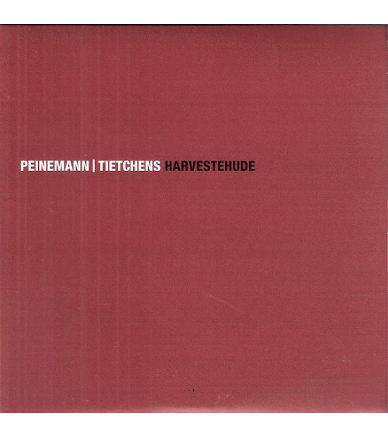 Asmus Tietchens and Martin Peinemann - Harvestehude