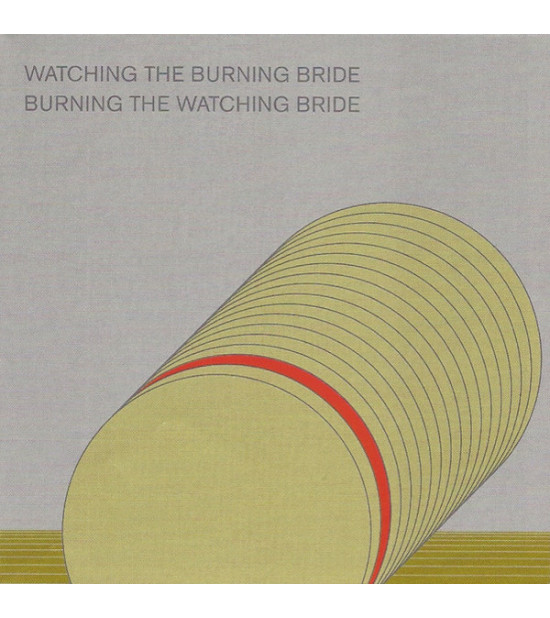 Asmus Tietchens and Terry Burrows - Watching The Burning Bride/Burning The Watching Bride