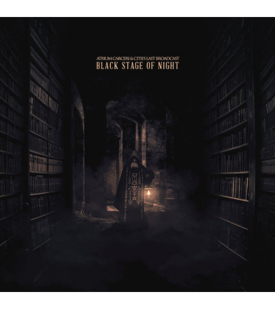 Atrium Carceri & Cities Last Broadcast - Black Stage Of Night LP