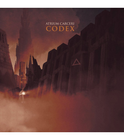 Atrium Carceri - Codex LP