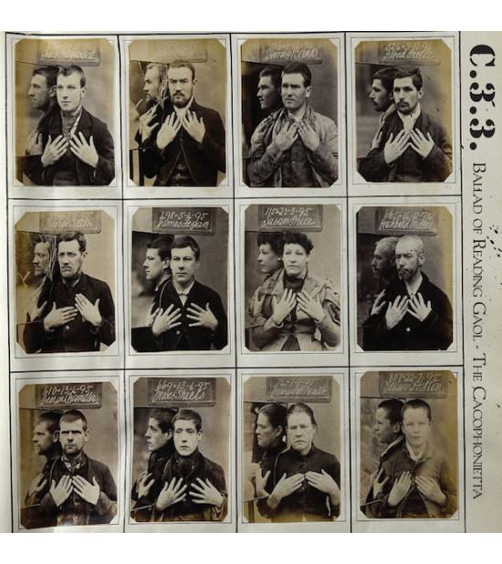 C.3.3. (Test Dept) - The Ballad Of Reading Gaol - The Cacophonietta