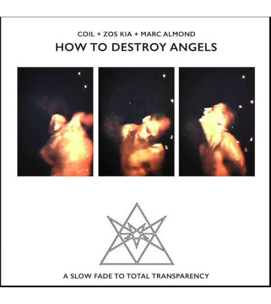 Coil + Zos Kia + Marc Almond - How To Destroy Angels (Ltd. Red/Black) LP