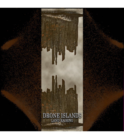 Drone Islands - Land Raising - Various Artists