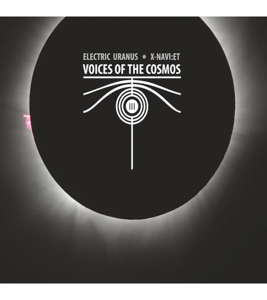 Electric Uranus & X-NAVI:ET - Voices Of The Cosmos III