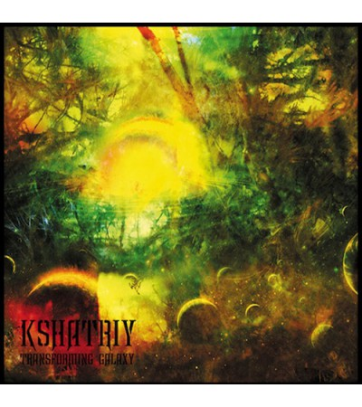 Kshatriy - Transforming Galaxy