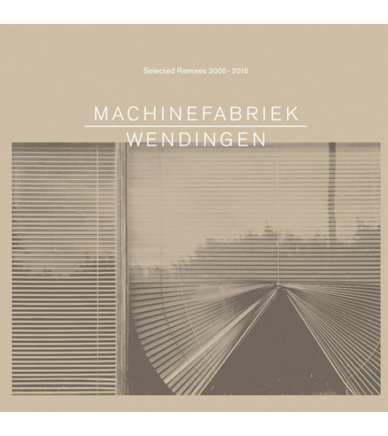 Machinefabriek - Wendingen
