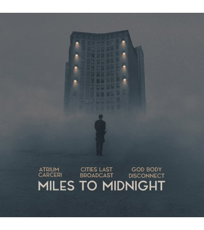 Atrium Carceri & Cities Last Broadcast & God Body Disconnect - Miles To Midnight (Vinyl)
