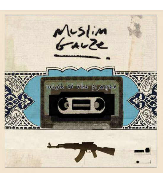 Muslimgauze - Wish Of The Flayed