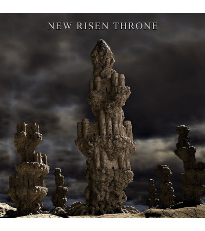 New Risen Throne - New Risen Throne 4CD