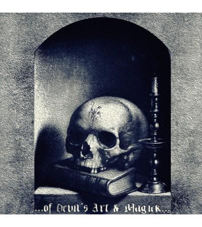 Of Devil's Art & Magick - A 6-way split collaboration