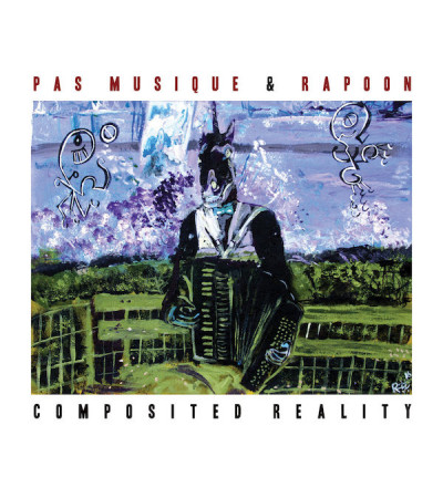 Pas Musique & Rapoon ‎– Composited Reality