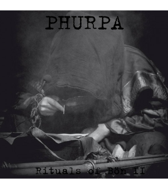 Phurpa - Rituals Of Bon II LP