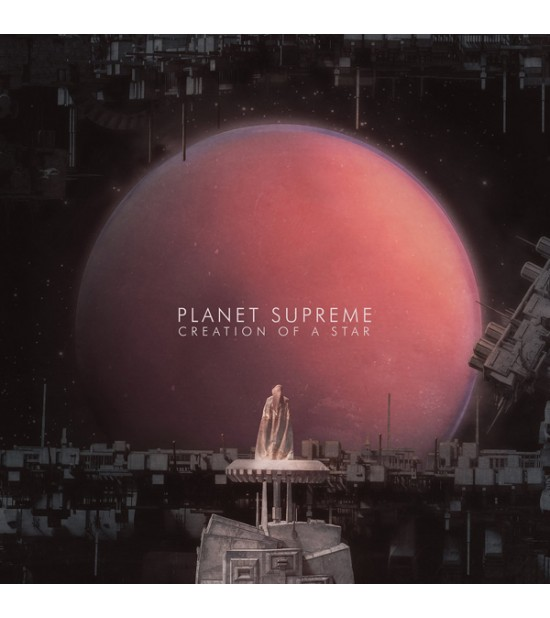 Planet Supreme - Creation of a Star