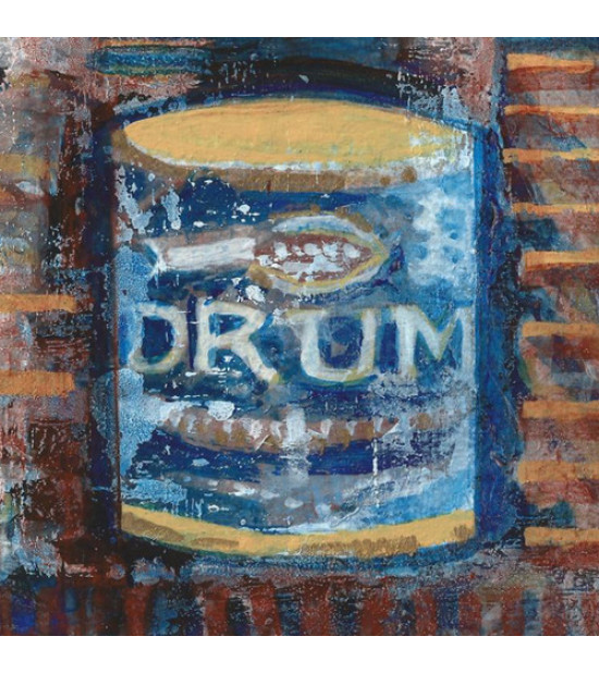 Rapoon - Tin Of Drum