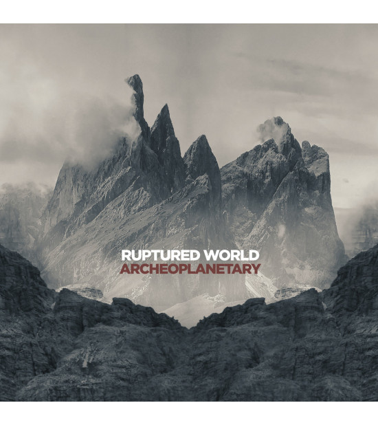 Ruptured World - Archeoplanetary