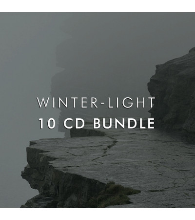 CD Bundle:  Winter-Light 10CD