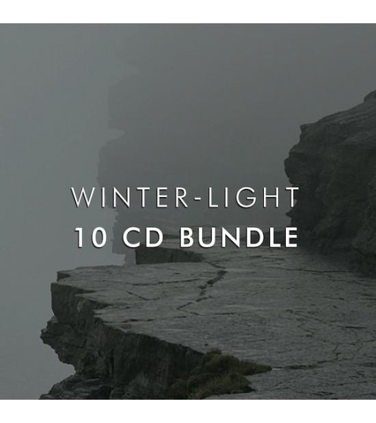 CD Bundle:  Winter-Light 10CD