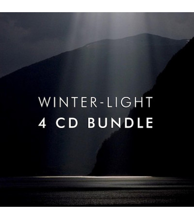 CD Bundle:  Winter-Light 4CD