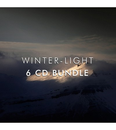 CD Bundle:  Winter-Light 6CD