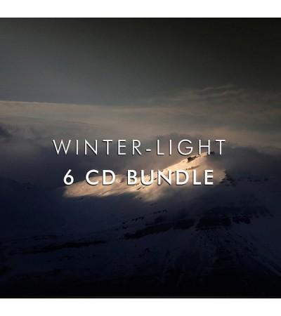 CD Bundle:  Winter-Light 6CD