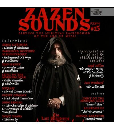 Zazen Sounds Esoteric Publication Issue 15