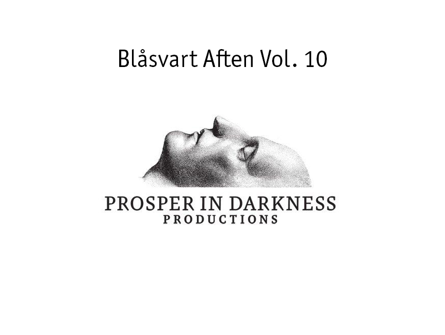 Blasvart Aften Vol.10 17th Nov 2018, Trondheim, Norway