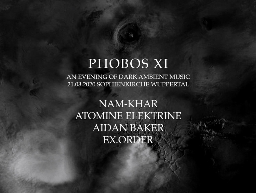 Phobos XI, Wuppertal, Germany